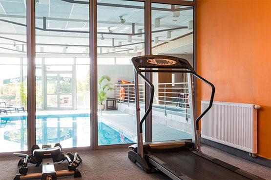 Wellness Center Hotel System